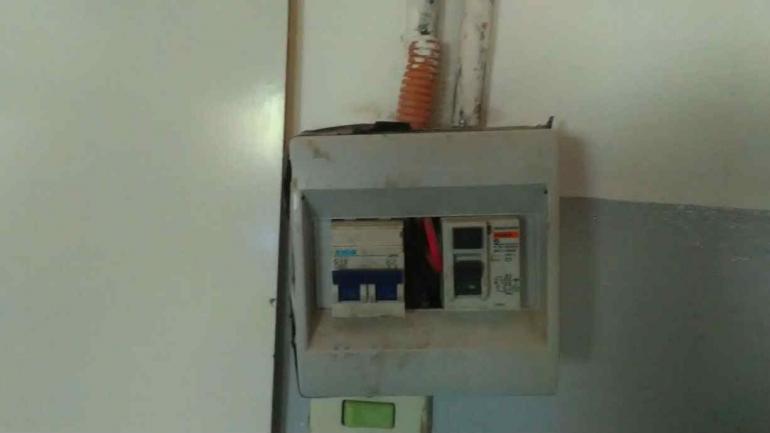 Instalaciones eléctricas, al descubierto en el Ipea.