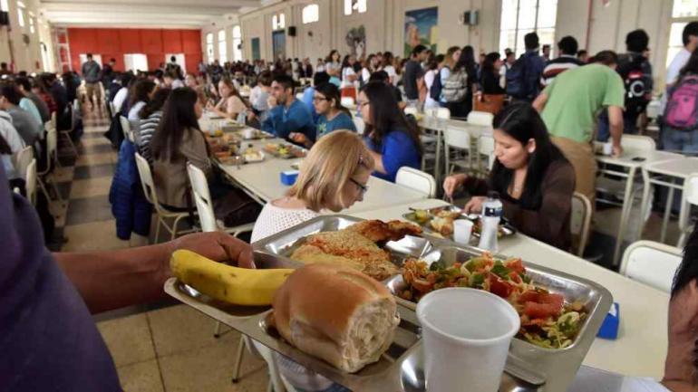 La aplicaci n de dos estudiantes de famaf para el comedor for Comedor universitario unc