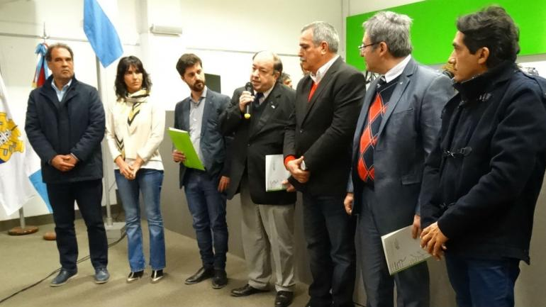 CONCEJO DELIBERANTE. Homenaje a la UTN (Prensa Concejo Deliberante).