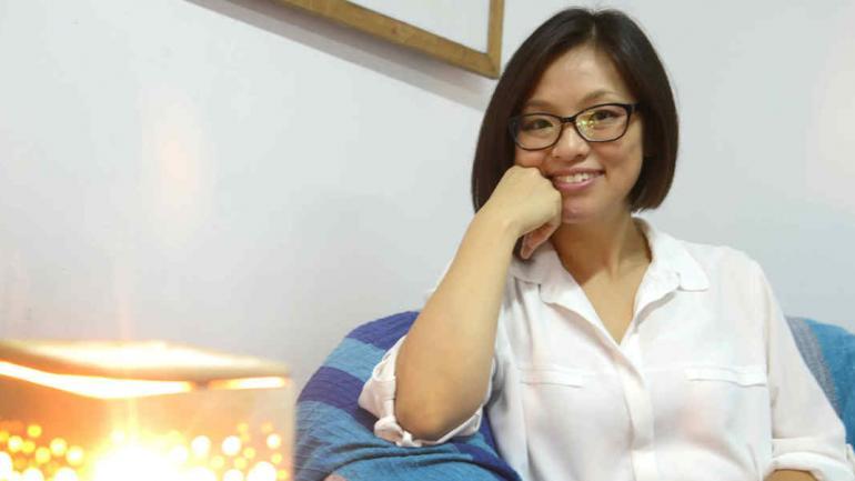 La psicóloga Hyo Mi Chang hace 15 años que vive en Córdoba (José Hernández).