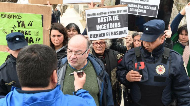 Intendente y secretario de Gobierno de Capilla del Monte se presentaron a declarar (Carlos Romero).