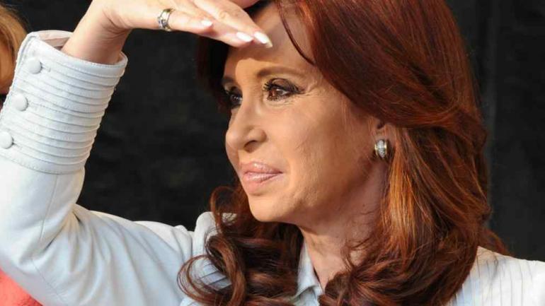 """Para Solá, el """"techo"""" electoral de CFK es muy bajo (La Voz/Archivo)."""