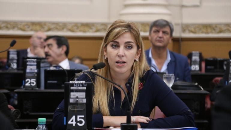Legisladora Romina Cuassolo, Unión por Córdoba.