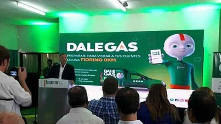"""""""Dale Gas"""" es una iniciativa del Banco de Córdoba que busca facilitar a las familias cordobesas la obra de conexión de gas domiciliaria (Estación Juarez Celman)"""