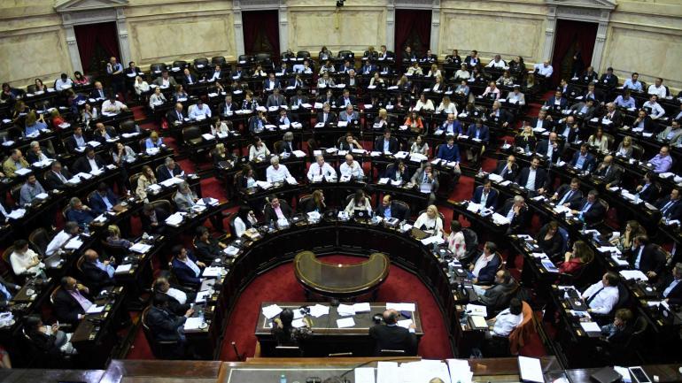 DIPUTADOS. El proyecto de Modernización del Estado será debatido la semana que viene. (Archivo)