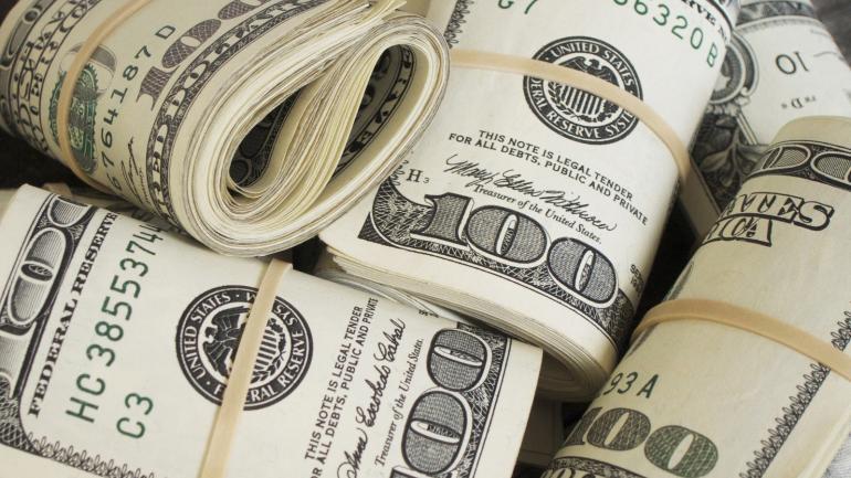 El dólar volvió a bajar este martes (La Voz).