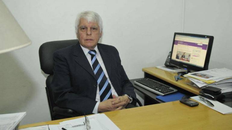 SECRETARIO. El secretario general de UPS, Domingo Ovando. (Archivo)