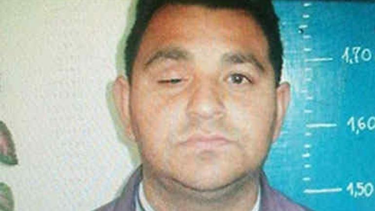 Prontuario. Cuello fue detenido en 2002 tras un allanamiento por drogas en un casa de Villa El Libertador.