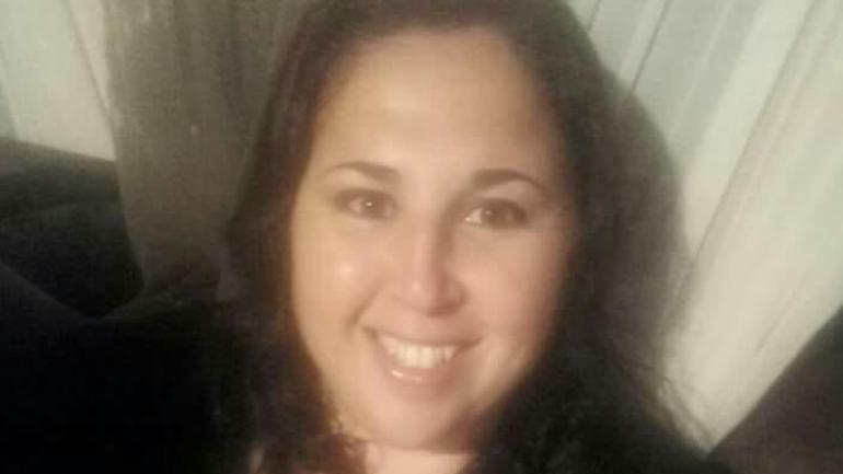 Silvia Caballero, la víctima del femicidio.