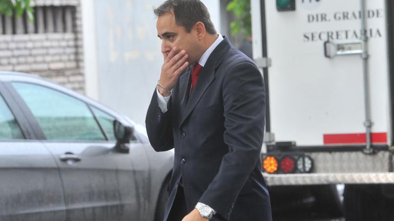 FENOL. El fiscal a cargo del caso (Sergio Cejas/Archivo).