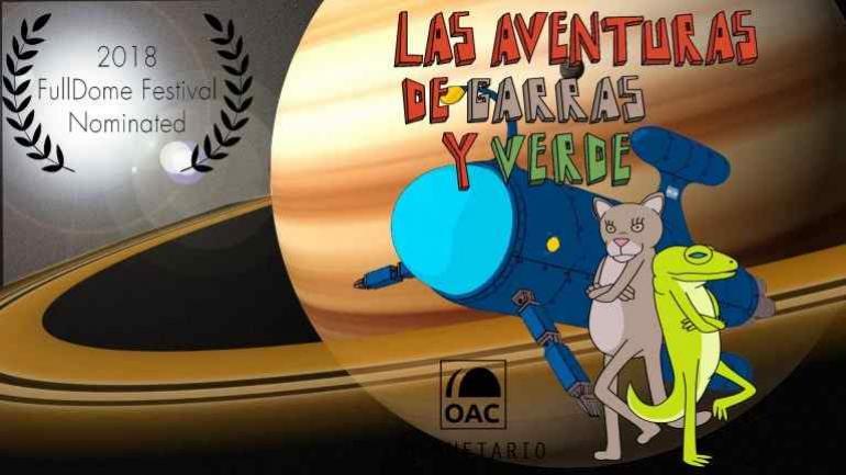 CORTO. La competencia cuenta además con las categorías Largometraje y Producciones Estudiantiles. (Gentileza OAC)