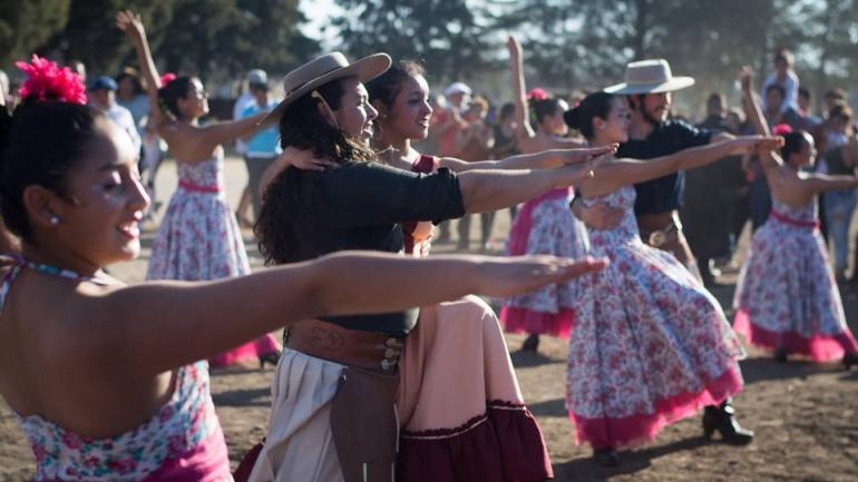 Tradicional Fiesta Gaucha (Municipalidad de Malvinas Argentinas)