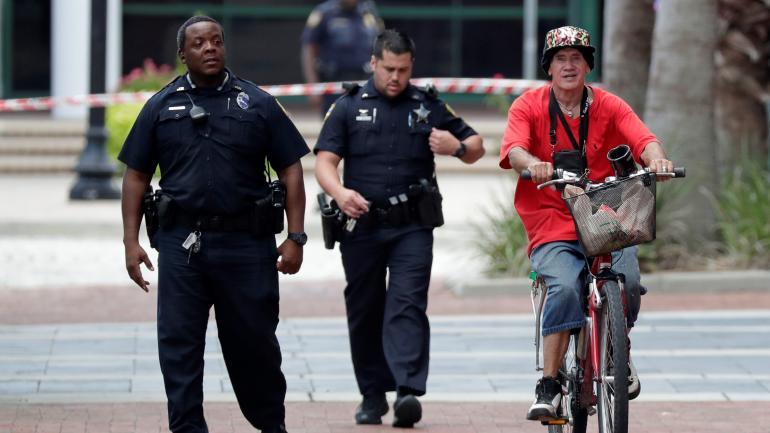 FLORIDA. Al menos cuatro personas murieron durante un tiroteo en Florida. (AP)