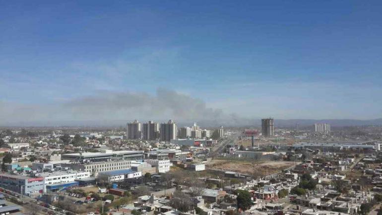 Dos focos activos y 74 evacuados — Incendios en Córdoba