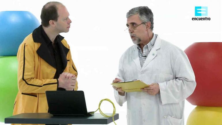 """PROYECTO G. El programa """"Proyecto G"""", de canal Encuentro, fue conducido por Golombek."""