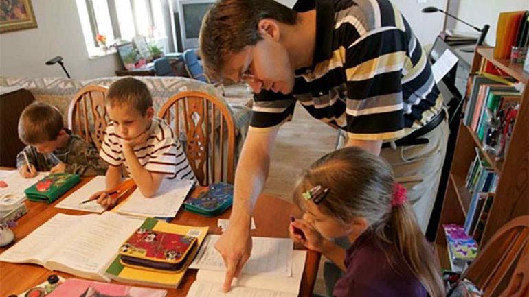 """Tendencia. El """"homeschooling"""" gana cada vez más adeptos en Argentina y en otros países del mundo. (La Voz)"""