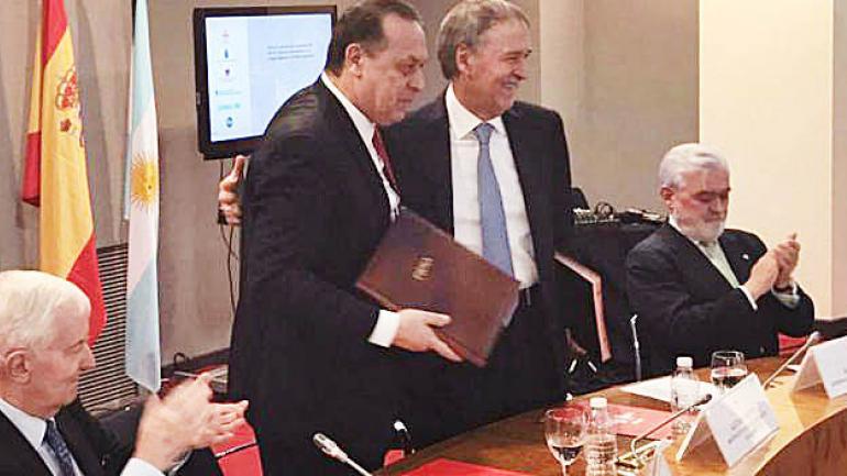 CECRA : Es una asociación civil sin fines de lucro, un ente de referencia en su sector, cuya misión principal es la promoción de las relaciones económicas y comerciales entre España y la República Argentina (Foto Dad)