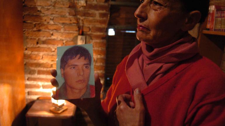 Un caso trágico. Javier Jadra murió en un enfrentamiento vecinal por ruidos molestos el 17 de mayo de 2011. (La Voz / Archivo)