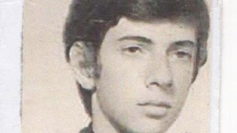 José Osatinsky. Tenía 15 años cuando lo mataron.