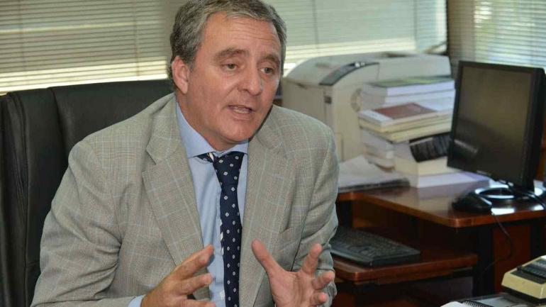 El juez federal número 2 de Córdoba Alejandro Sánchez Freytes (La Voz).