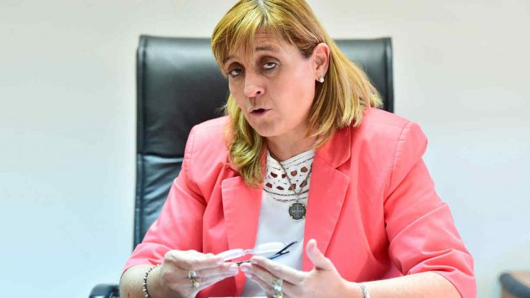 JUEZA. Marta Yáñez (Télam).