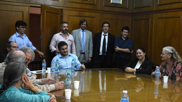 ASAMBLEA. Justicia Legítima ya tiene su filial en Córdoba (Justicia Legítima).