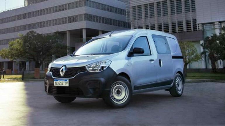 La nueva Kangoo (Gentileza Renault).