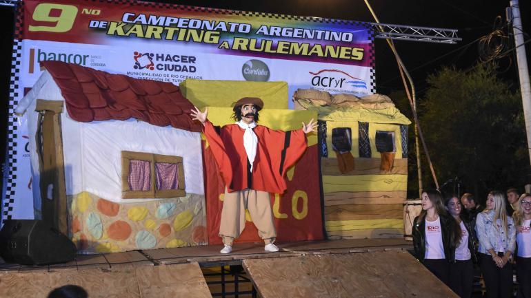 9no Campeonato Argentino de Karting a Rulemanes - Río Ceballos