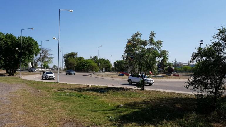 La joven fue encontrada en la zona del Puente Gavier, en cercanías del Kempes (Nicolás Bravo).