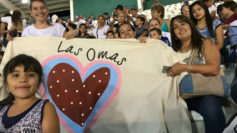 Las Omas se quedó con el Jerónimo de la Gente de este año. (Facebook).