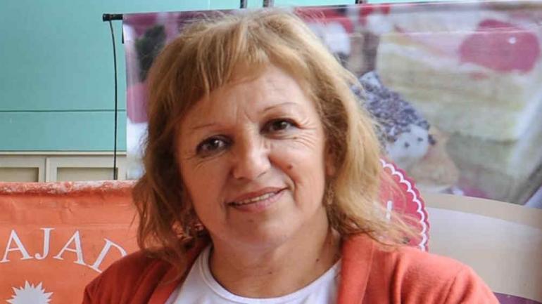PROMOCIÓN SOCIAL. Lidia Juárez busca promover a los pequeños productores caprinos del norte cordobés. (La Voz / Archivo)