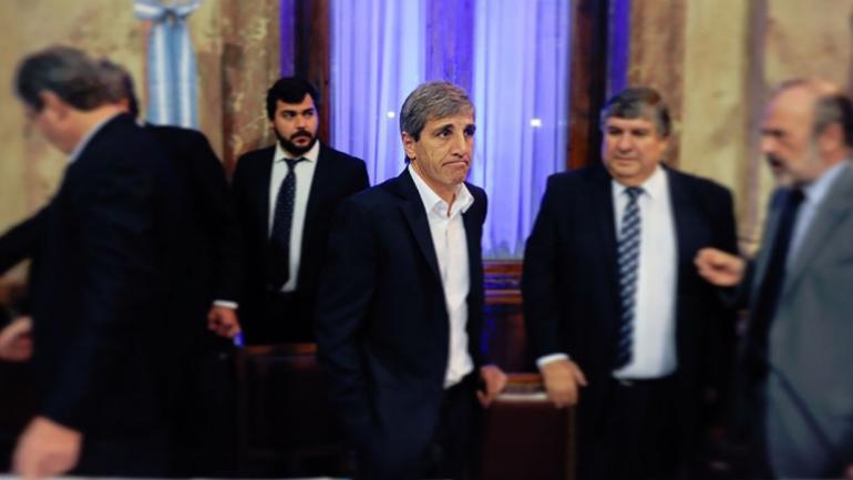 Macri: el paso de Caputo por el BCRA