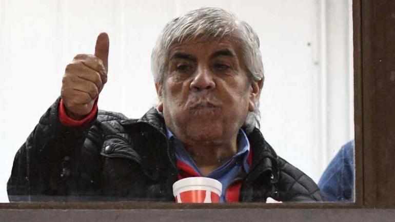 HUGO MOYANO. Dirigente sindical (La Voz/Archivo).
