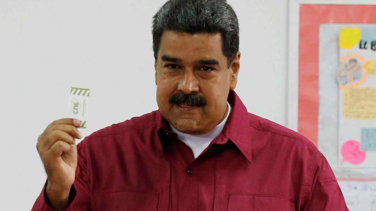 Nicolás Maduro. (Archivo)