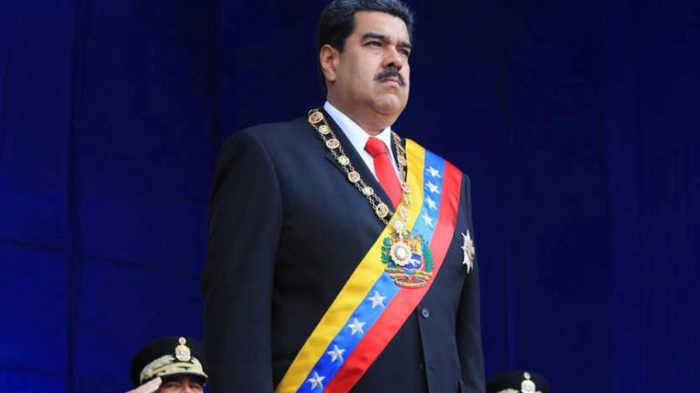 Nicolás Maduro (AP / Archivo)