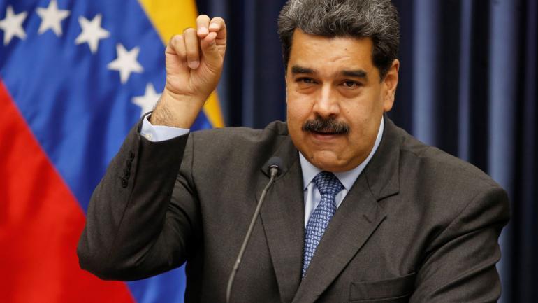 MADURO. Días atrás (AP/Archivo).