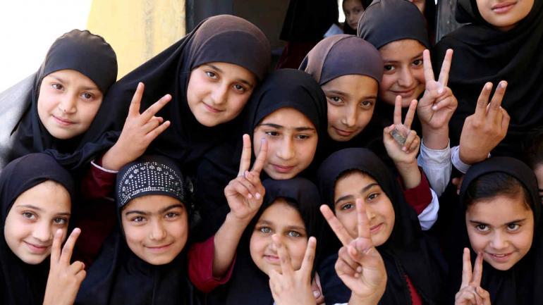 PAKISTÁN. Miles de niñas tienen como ejemplo a Malala.