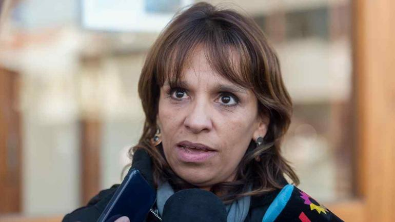 Verónica Heredia, abogada de la familia de Santiago Maldonado (La Voz/Archivo).