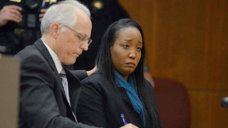 Ina Rogers en la Corte Superior del condado de Solano, en California, EE.UU. (AP).