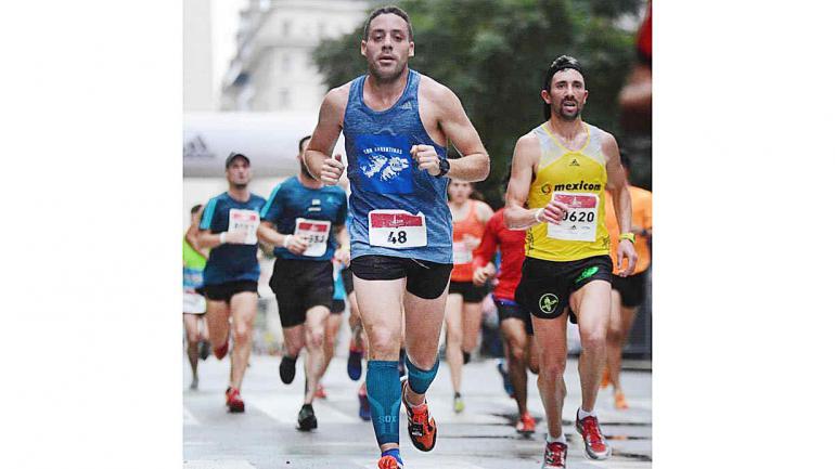 De los eventos realizados, cuatro alcanzan categoría internacional: 42 K Ciudad de Córdoba, Aniversario Ciudad de Córdoba, Maratón Canal 12 - La Voz del Interior y 21 Km Nocturnos. (Municipalidad de Córdoba)