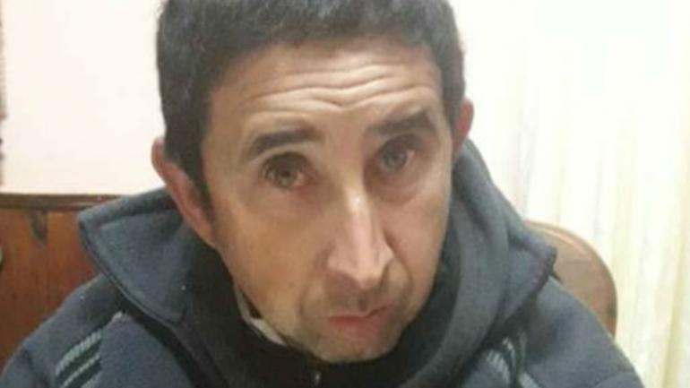 Mario Cornejo, asaltado en Río Cuarto (Florencia Cornejo).