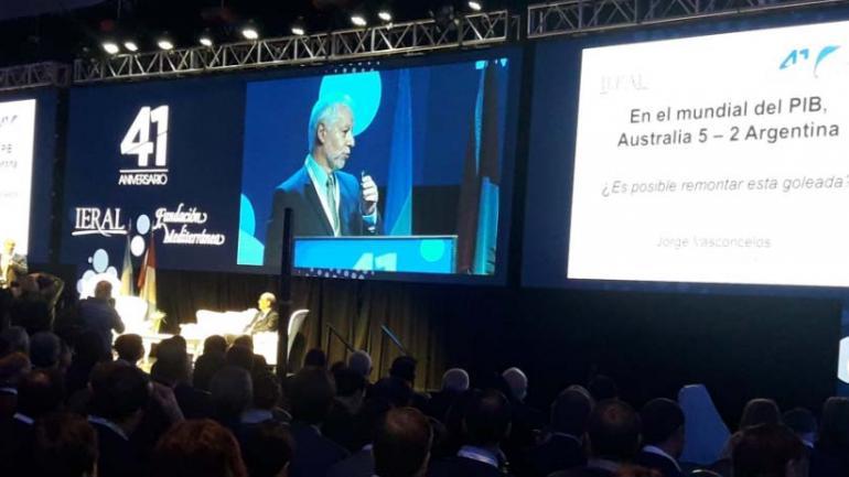 Mauricio Macri: El cambio es más que un resultado económico