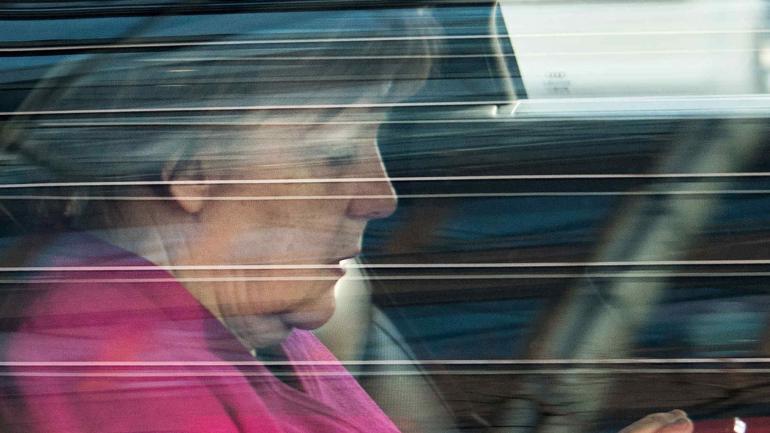 Angela Merkel. (DPA/ Archivo)