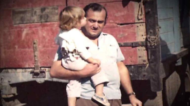 MESTRE. Junto a su hijo Ramón, actual intendente de la Capital (Archivo).