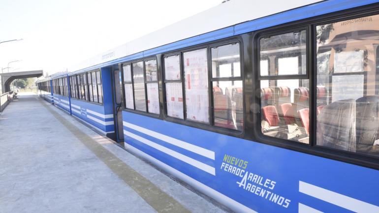 Tren de las Sierras (Archivo/La Voz).