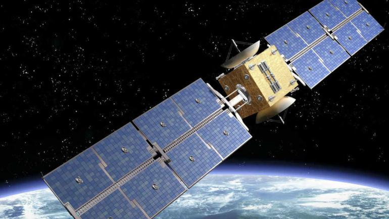 SATÉLITE. Los científicos chinos lograron un nuevo récord de entrelazamiento cuántico gracias al satélite Micius. (Agencia Espacial China)