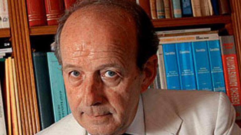 Ricardo Monner Sans, abogado denunciante de la causa.