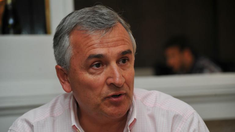 Gerardo Morales, gobernador de Jujuy (Archivo/La Voz).