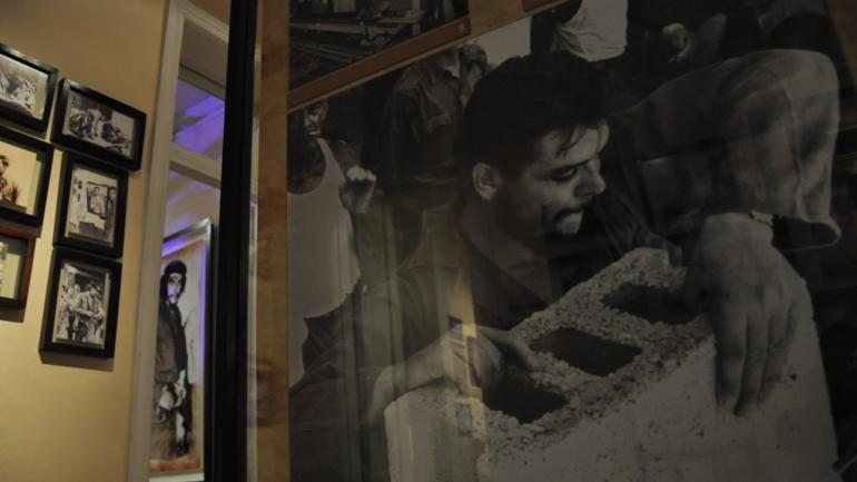 VISITAS. En el Museo del Che se realizarán las actividades. (Archivo La Voz)