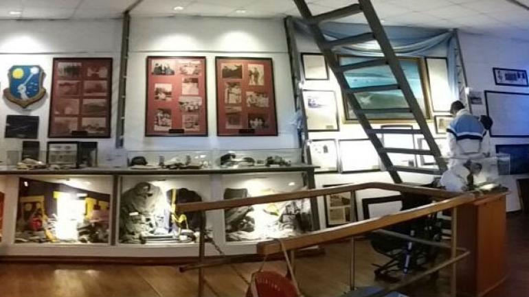 MUSEO EN OLIVA. Se firmó un acuerdo con un museo de Estados Unidos.